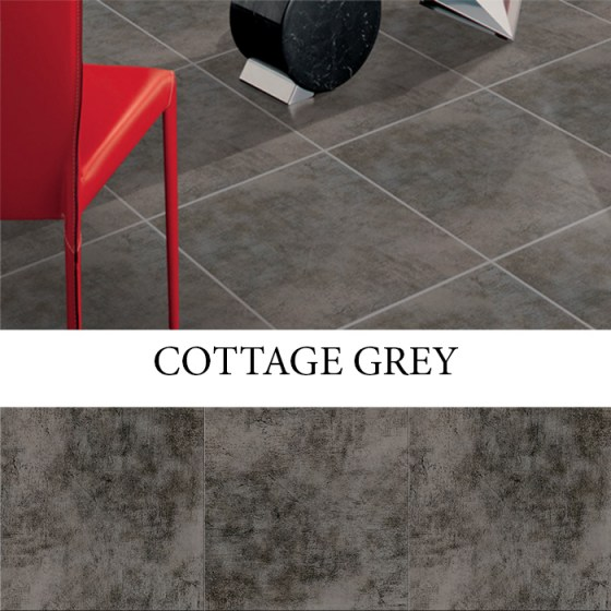 IMPORTILES COTTAGE GREY 50x50